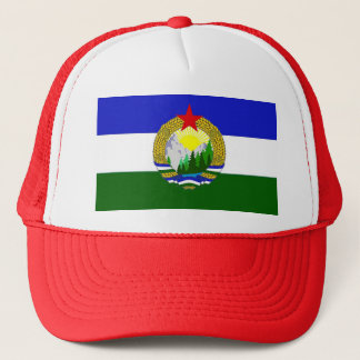 Flag of Socialist Cascadia Trucker Hat