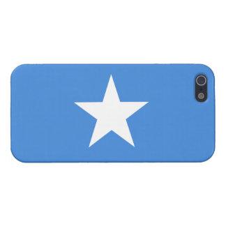 Flag of Somalia: iPhone 5/5S Cases