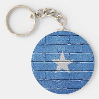 Flag of Somalia Key Ring
