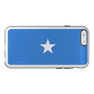 Flag of Somalia Silver iPhone Case Incipio Feather® Shine iPhone 6 Case