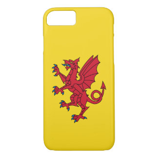 Flag of Somerset iPhone 8/7 Case
