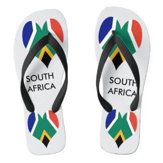 Flag of South Africa Bokke Thongs