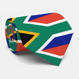 Flag of South Africa Bokke Tie