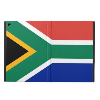 Flag of South Africa iPad Case