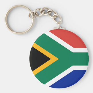Flag of South Africa Keychain