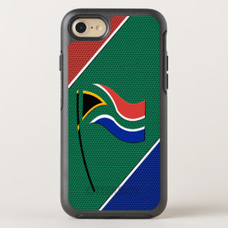Flag of South Africa OtterBox Symmetry iPhone 8/7 Case