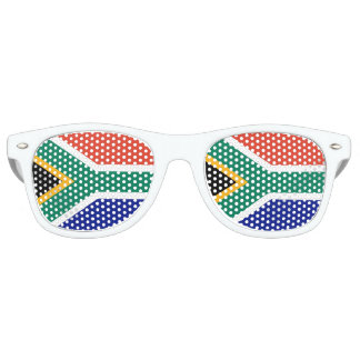 Flag of South Africa Sunglasses