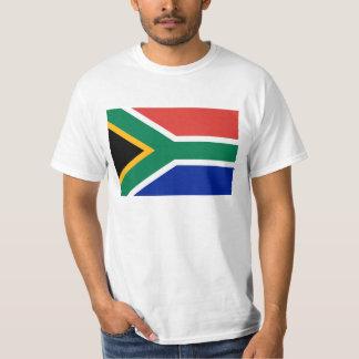 Flag Of South Africa -  Vlag van Suid-Afrika T-Shirt