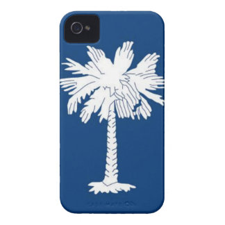 Flag Of South Carolina iPhone 4 Case-Mate Case