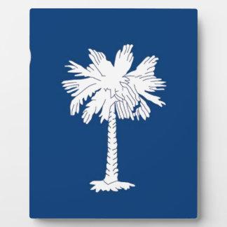 Flag Of South Carolina Plaque