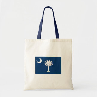 Flag Of South Carolina Tote Bag