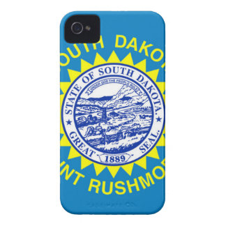 Flag Of South Dakota iPhone 4 Cover