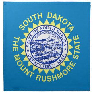 Flag Of South Dakota Napkin