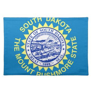 Flag Of South Dakota Placemat