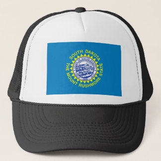 Flag Of South Dakota Trucker Hat