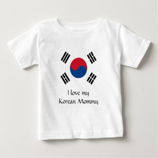 Flag of South Korea Baby T-Shirt