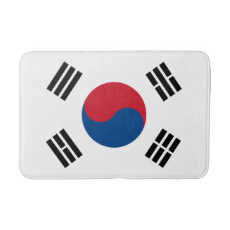 Flag of South Korea Bath Mat