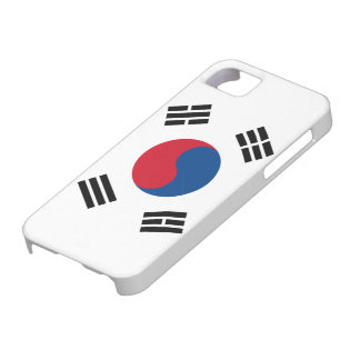 Flag of South Korea Case For The iPhone 5