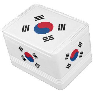 Flag of South Korea Cooler