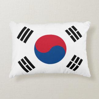 Flag of South Korea Decorative Cushion