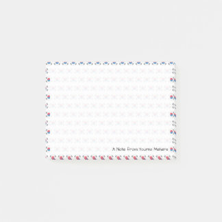 Flag of South Korea Emojis Post-it Notes