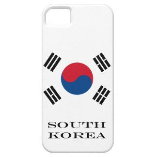 Flag of South Korea iPhone 5 Covers