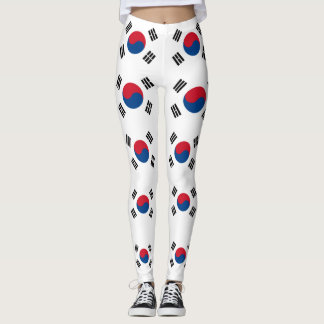 Flag of South Korea Leggings