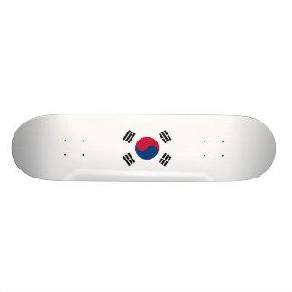 Flag of South Korea Skateboard Deck