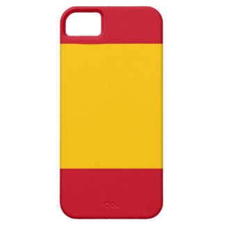 Flag of Spain, Bandera de España, Bandera Española iPhone 5 Cover