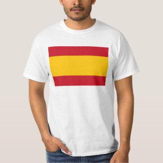 Flag of Spain, Bandera de España, Bandera Española T-Shirt
