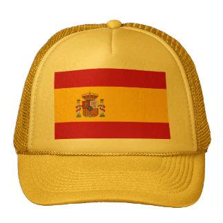 Flag of Spain - Bandera de España - Spanish Flag Cap