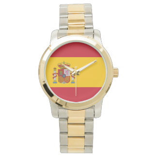 Flag of Spain - Bandera de Espana Watch