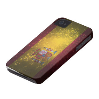 Flag of Spain Case-Mate iPhone 4 Cases