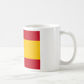 Flag of Spain Coffee Mug