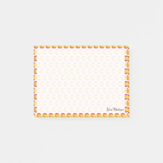 Flag of Spain Emojis Post-it Notes