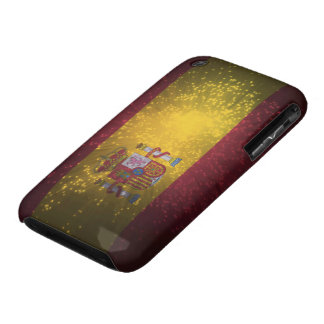 Flag of Spain iPhone 3 Case-Mate Cases