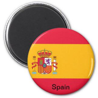 Flag of Spain Magnet