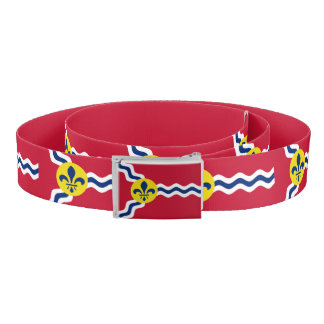Flag of St. Louis, Missouri Belt