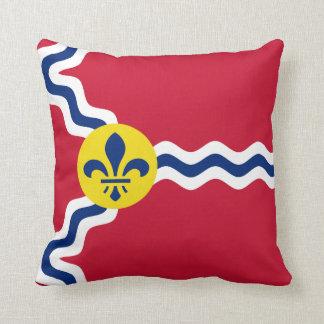 Flag of St. Louis, Missouri Cushion