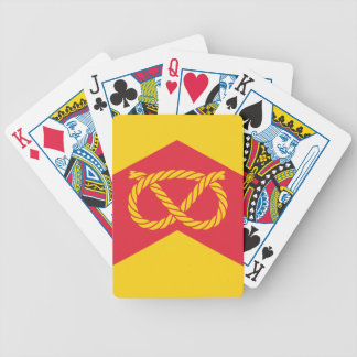 Flag of Staffordshire Bicycle Playing Cards