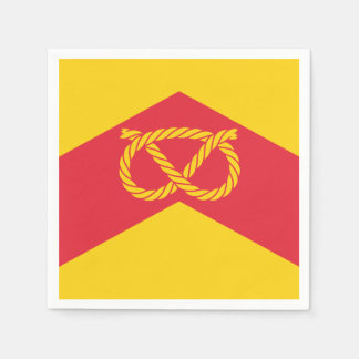 Flag of Staffordshire Paper Napkins