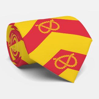 Flag of Staffordshire Tie