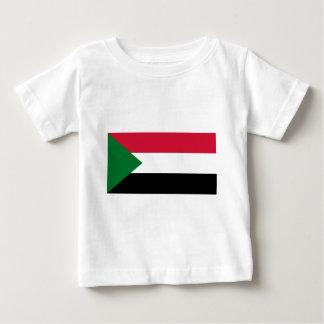 Flag_of_Sudan Baby T-Shirt