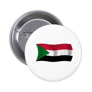 Flag of Sudan Pins