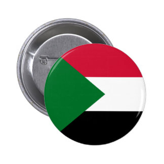 Flag of Sudan Buttons