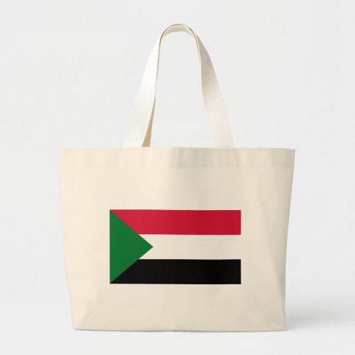 Flag of Sudan Canvas Bag