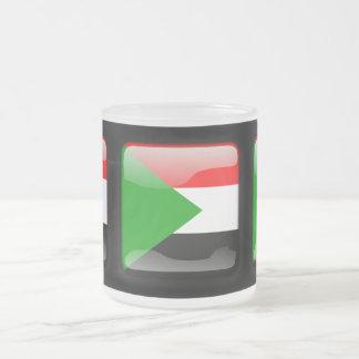 Flag of Sudan Coffee Mugs