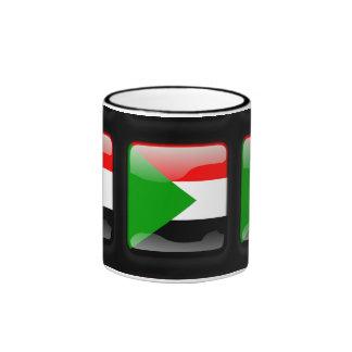 Flag of Sudan Coffee Mug