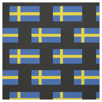 Flag of Sweden Fabric