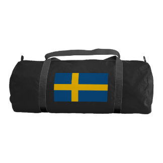 Flag of Sweden Gym Bag